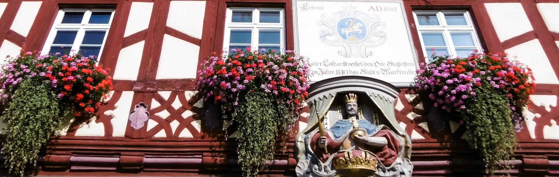 Grenze Oberfranken-Unterfranken